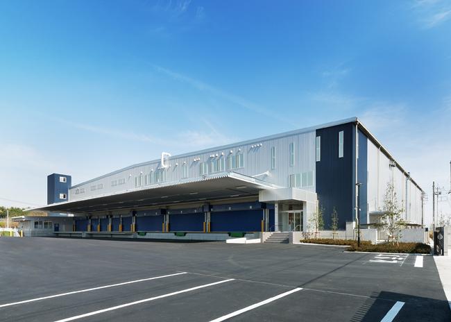 オオサキメディカル関東物流センター